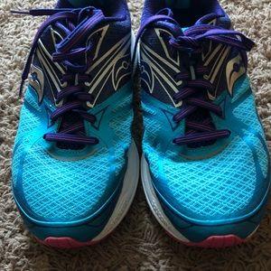 Saucony Everun  Ride 9 Shoes.